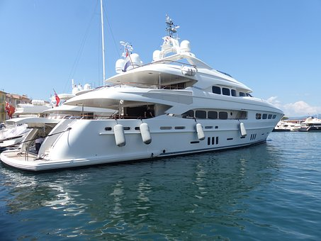 Yacht, Ship, Sea, Port, Vacations, Travel