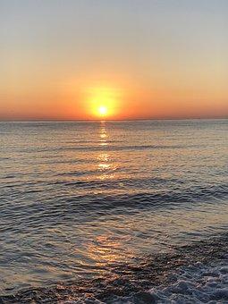 Sunrise, Bali, Gaia Oasis