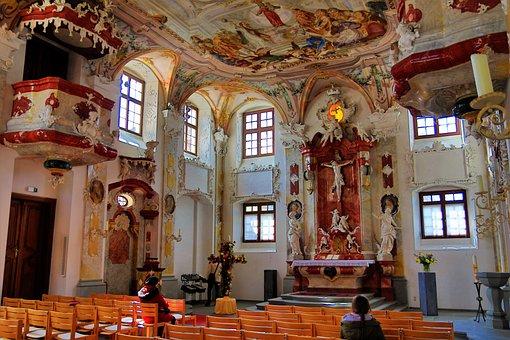 Church, Baroque, Christianity, Religion, Baroque Church