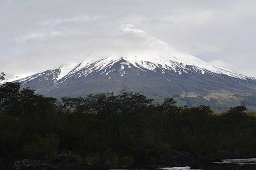 Volcano, Osorno, Chile