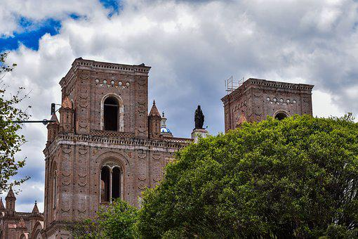 Church, Cathedral Of Cuenca, Traditional, Religion