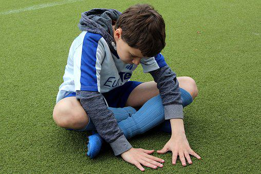 Football, Concentration, Before The Game, U13