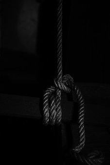 Rope, Knot, Structure, Connection, Cordage, Connected