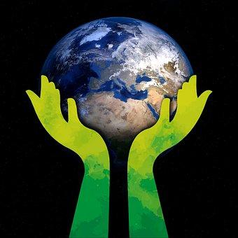 Earth, Hands, Keep, World, Save, Protect, Live