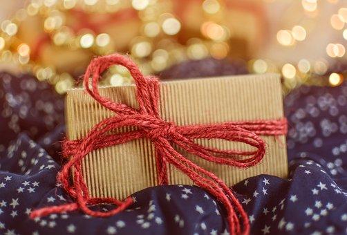 Gift, Ecological, Zero Waste, Christmas, Merry, Ecology