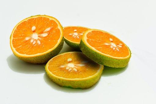 Orange Kiwi, Mounting Fruit, Edition, Fantasy