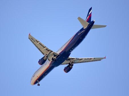 Airplane, Fly, Aircraft, Aviation, Flying, Flight, Sky