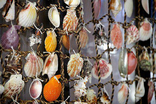 Mussels, Deco, Decoration, Maritime, Vacations