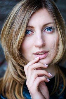 Portrait, Person, Woman, Eyes, Model, Beauty, Beautiful