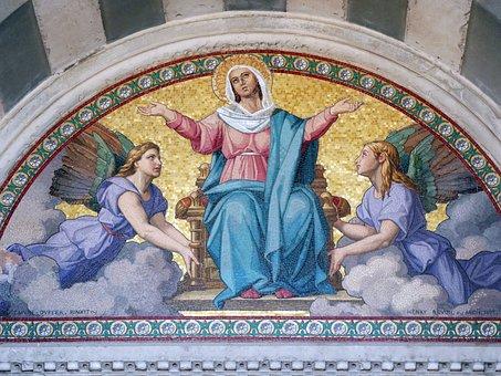 Marseille, Eardrum, Basilica, Notre-dame-de-la-garde