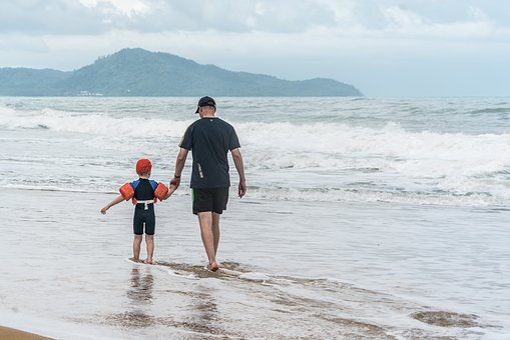Man, Son, People, Person, Family, Parent, Parenthood