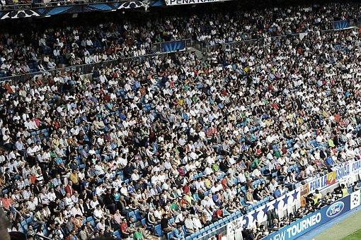 Bernabeu, Stadium, Madrid, Real Madrid, Madridismo
