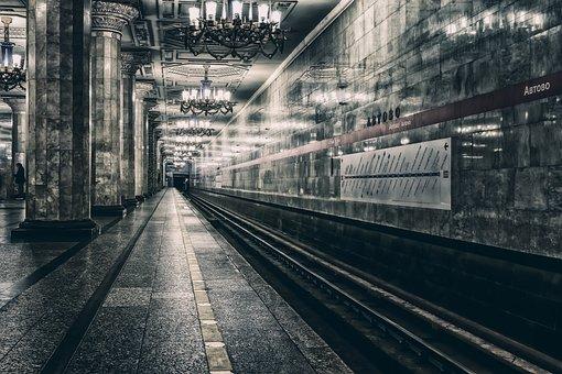 Platform, Metro, Railway Station, Stop, Subway