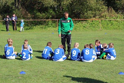 Football, Coach, Team, Interview, Consultation