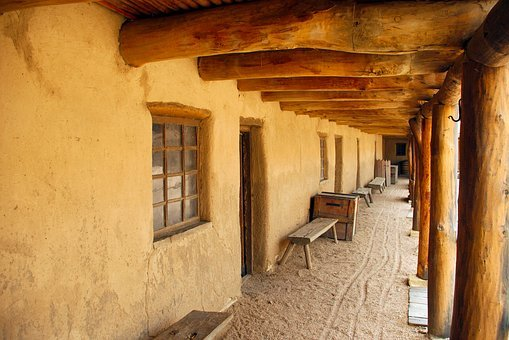 Bent's Adobe Fort, Fort, Trading Post, Colorado