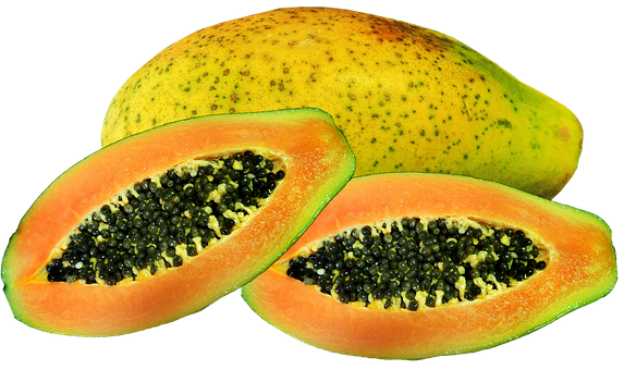 Fruit, Red Papaya, Tropical, Nutrition, Healthy