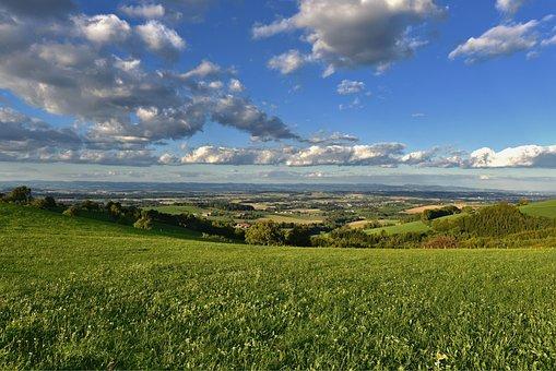 Nature, Landscape, Wide, Vision, Clouds, Cloud Mood