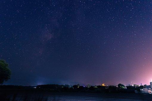 Galaxy, Astrology, Stars, Astronomy, Constellation