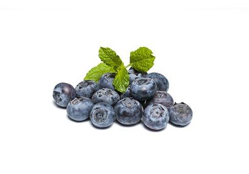 Blueberries, Blueberry, Berry, Fruit, Summer Fruits