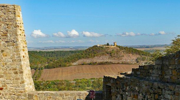 Castle, Middle Ages, Fortress, Architecture, Building