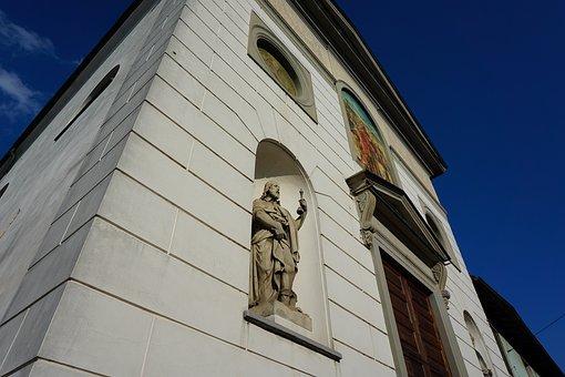 Sant'angelo Lodigiano, Statue, Church, Art, Faith
