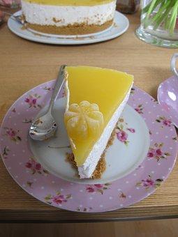 Cake, Cheesecake, Dessert, Bake