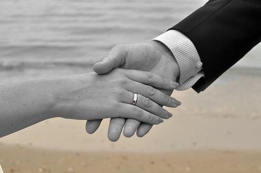 Wedding, Love, Engagement Ring, Ceremony, Romantic