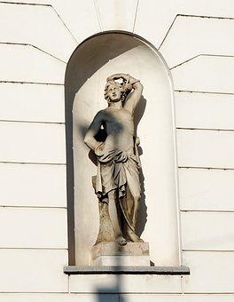 Statue, Sculpture, Art, Figure, Church