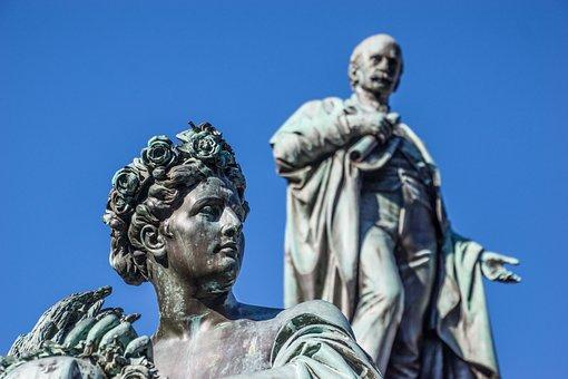 Statue, Bust, Sculpture, Art, Figure, Head, Woman, Face
