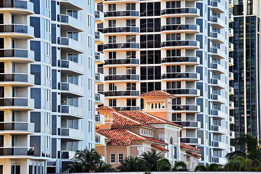 Florida, House, Architecture, Building, Exterior
