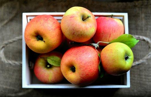 Apple, Goldparmäne, Healthy, Harvest, Fruit
