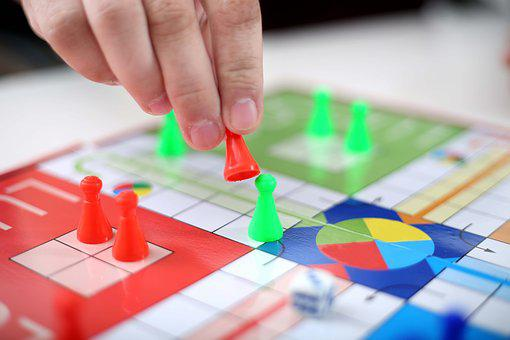 Man, Play, Game, Red, Ludo, Dice, People, Fun, Green