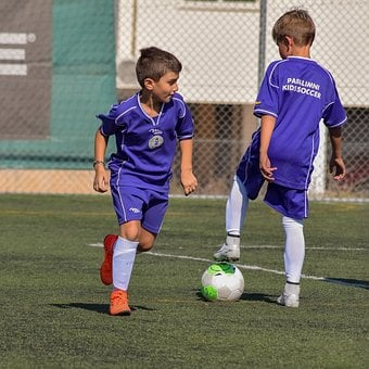 Boys, Football, Soccer, Sport, Game, Child, Play