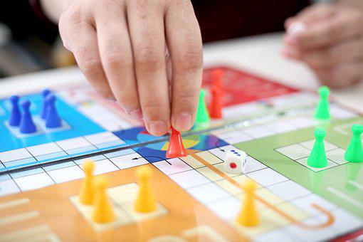 Man, Play, Game, Ludo, Dice, People, Fun, Green, Start