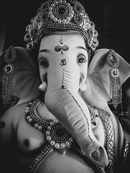 India, Ganesh, Ganesha, Lovable, Ganesh Chaturthi, God