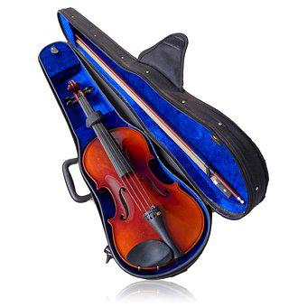 Yamada Violin, Violin, Music, Instrument, Isolated