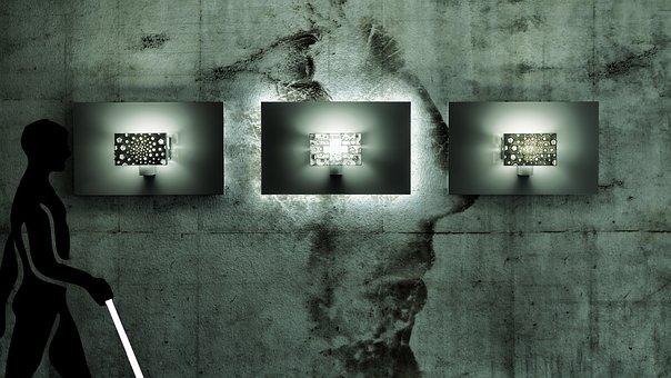 Artwork, Hue, Lighting, Lamps, Wall Lamps, Smart Home