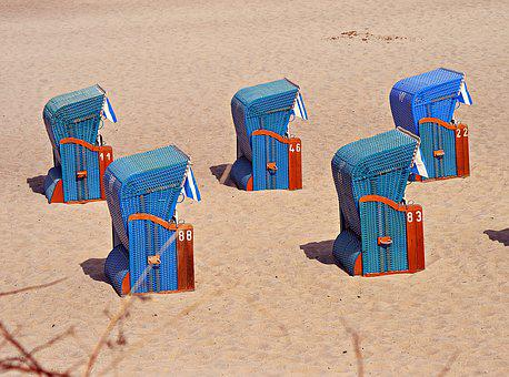 Beach, Sand, Vacations, Summer, Sea, Water, Nature