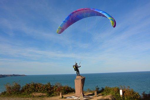 Paragliding-paraglider