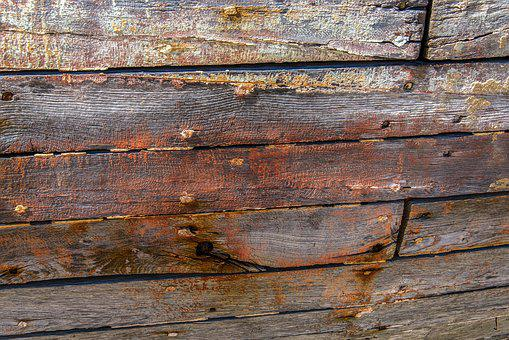 Texture, Boat, Old Boat, Board, Planks Of Wood, Wood