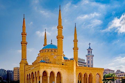 Mosque, Al Amin, Islam, Muslim, Religion