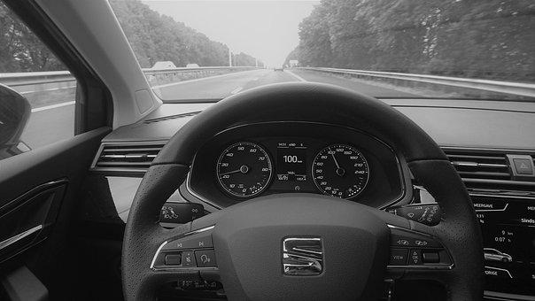 Car, Car Interior, Seat, Seat Ibiza, Seat Ibiza Fr, Fr