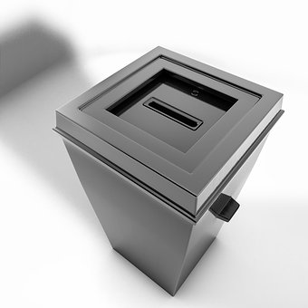 Ballot Box, Select, Choice, Stimmabgabe, Bundestagswahl