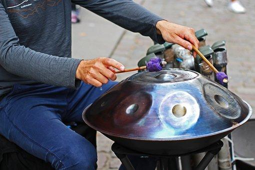 Street Music, Music, Musician, Street Musicians