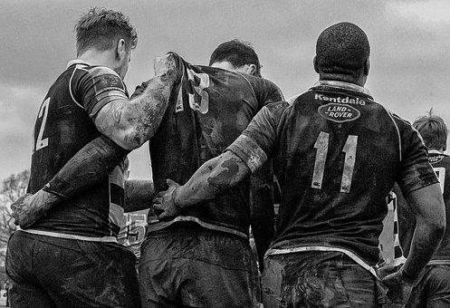Rugby, Rugby Sport, Rugby Union, Team, Players