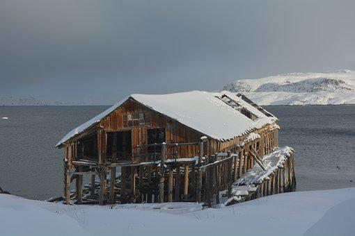 Barencevo Sea, Teriberka, Russia, Nature, North