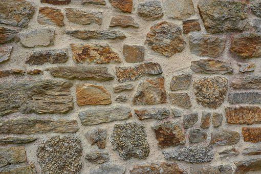 Stones, Wall, Texture, Stone Wall, Structure
