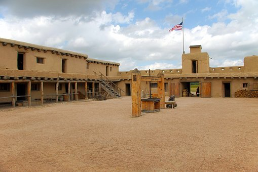 William Bent's Fort, Fort, Trading Post, Colorado