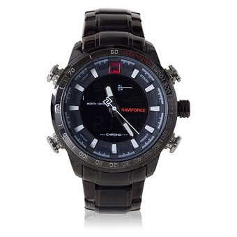 Naviforce Waterproof Watch, Watch, Time, Clock