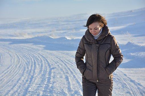 Snow, Snowdrifts, Winter, Nature, Frost, Snowdrift